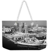 Channel District Tampa Florida Weekender Tote Bag