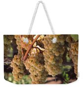 Chardonnay Grapes In Vineyard, Carneros Weekender Tote Bag