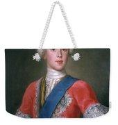 Charles Edward Stuart (1720-1788) Weekender Tote Bag
