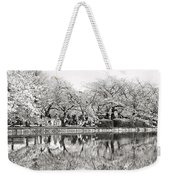 Cherry Blossoms In Tokyo Weekender Tote Bag