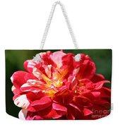 Cherry Petals Weekender Tote Bag