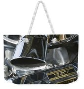 Chevrolet Engine Weekender Tote Bag
