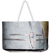 Chevrolet Hood Emblem - Grille Emblem Weekender Tote Bag