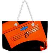 Chevrolet Hood Weekender Tote Bag