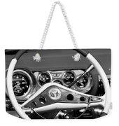 Chevrolet Impala Steering Wheel Weekender Tote Bag