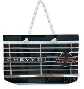 Chevy Super Sport II Emblem Weekender Tote Bag