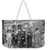 Chicago Easter, 1941 Weekender Tote Bag