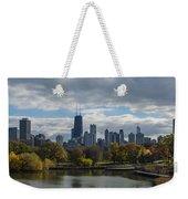 Chicago Lincoln Park Weekender Tote Bag
