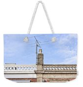 Chimney Weekender Tote Bag
