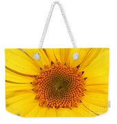 Chipmunk's Peredovik Sunflower Weekender Tote Bag
