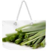 Chives Weekender Tote Bag
