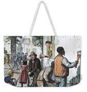 Cholera Epidemic, 1873 Weekender Tote Bag