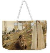 Christ And Mary Magdalene  Weekender Tote Bag
