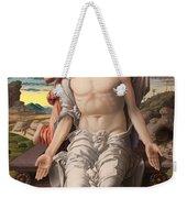 Christ As The Suffering Redeemer  Weekender Tote Bag