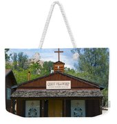 Christ Fellowship Wofford Heights Weekender Tote Bag