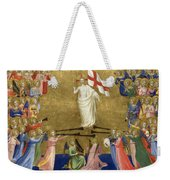 Christ Glorified In The Court Of Heaven Weekender Tote Bag