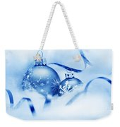 Christmas Balls Decoration Weekender Tote Bag