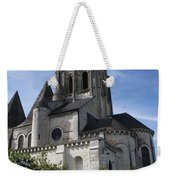 Church - Loches - France Weekender Tote Bag