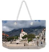 Church Of St.mark Makarska Weekender Tote Bag