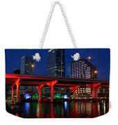 City Of Color Weekender Tote Bag