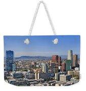 City Of Los Angeles Weekender Tote Bag