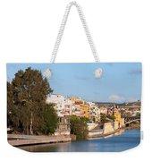 City Of Seville In Spain Weekender Tote Bag