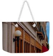 City Street Weekender Tote Bag
