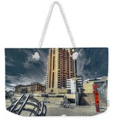 Cityscape Weekender Tote Bag