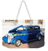 Classic Custom Car Weekender Tote Bag