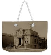Clay And Hyde Street's San Francisco Built In 1874 Burned In The 1906 Fire Weekender Tote Bag