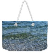 Clear Waters 3 Weekender Tote Bag