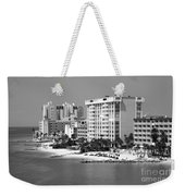 Clearwater Beach Florida Weekender Tote Bag