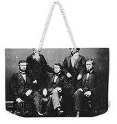 Clement Vallandigham (1820-1871) Weekender Tote Bag