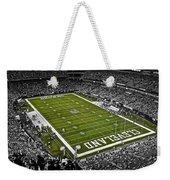 Cleveland Browns Stadium Weekender Tote Bag