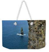 Cliffs Of Moher Weekender Tote Bag