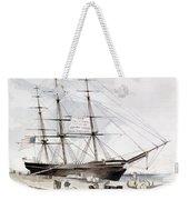 Clipper Flying Cloud, 1851 Weekender Tote Bag