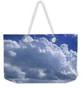 Cloudscape Weekender Tote Bag