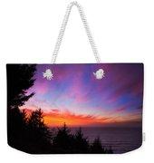 Coastal Skies Weekender Tote Bag