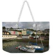 Cobh Town In Ireland Weekender Tote Bag