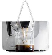 Coffee Machine Weekender Tote Bag