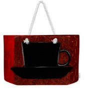 Coffee Passion Weekender Tote Bag by Lourry Legarde
