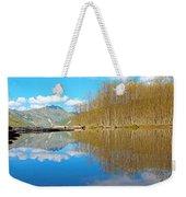 Coldwater Lake Weekender Tote Bag