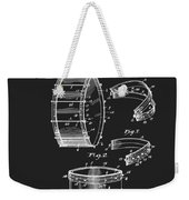 Collapsible Drum Patent 008 Weekender Tote Bag