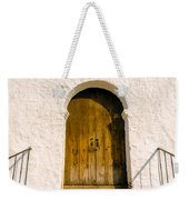 Colonial Door Weekender Tote Bag