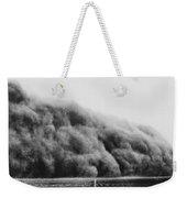 Colorado Dust Storm, 1935 Weekender Tote Bag