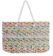 Colorful Blanket Weekender Tote Bag