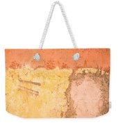 Colorful Wall Weekender Tote Bag