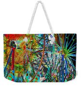 Colors Of Happiness Weekender Tote Bag