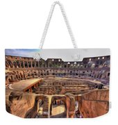 Colosseum In Rome Weekender Tote Bag