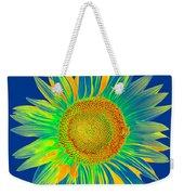 Colourful Sunflower Weekender Tote Bag